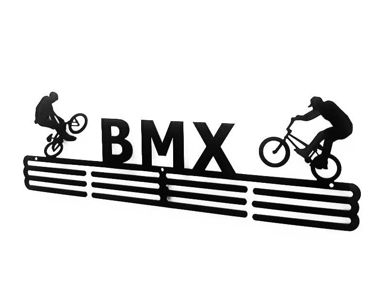 Wieszak na medale Bmx rower