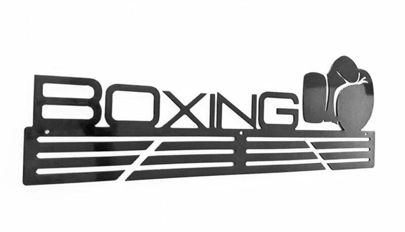 Wieszak na medale BOKS boxing