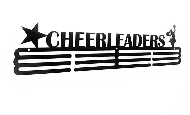Wieszak na medale cheerleaders