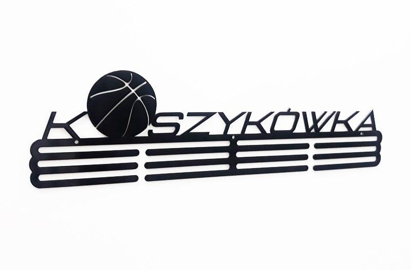 Wieszak na medale Koszykówka