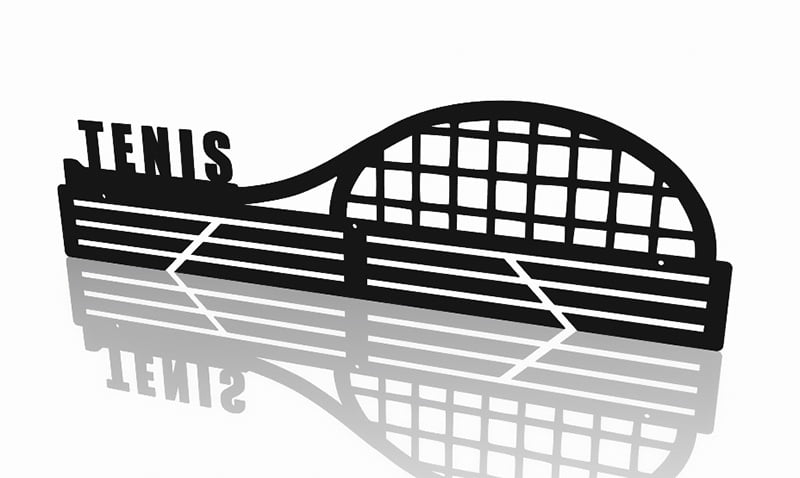 Wieszak na medale Tenis wimbledon