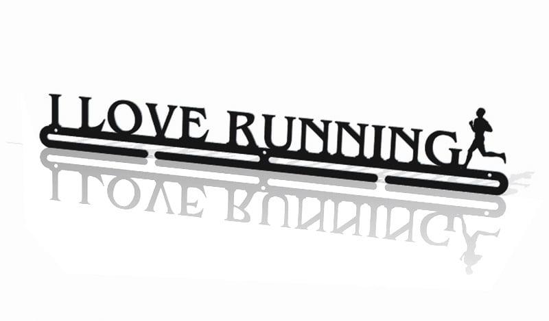 Zawieszka do medali I Love Running