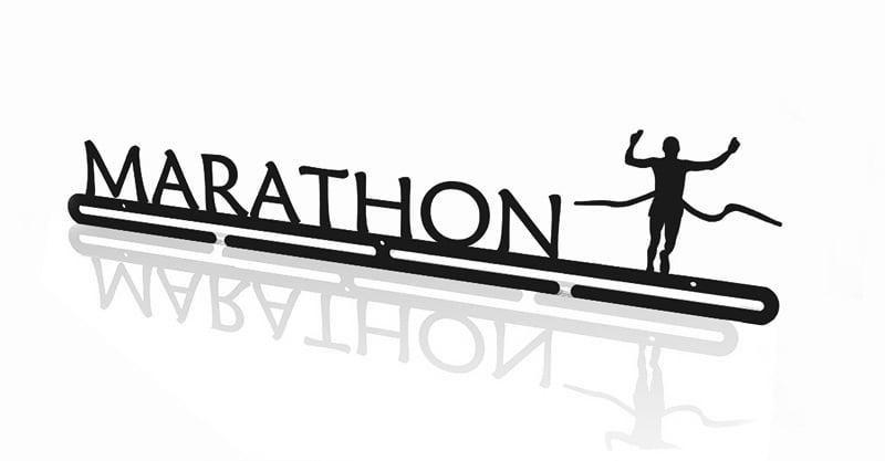 Wieszak na medal Maraton dla maratończyków