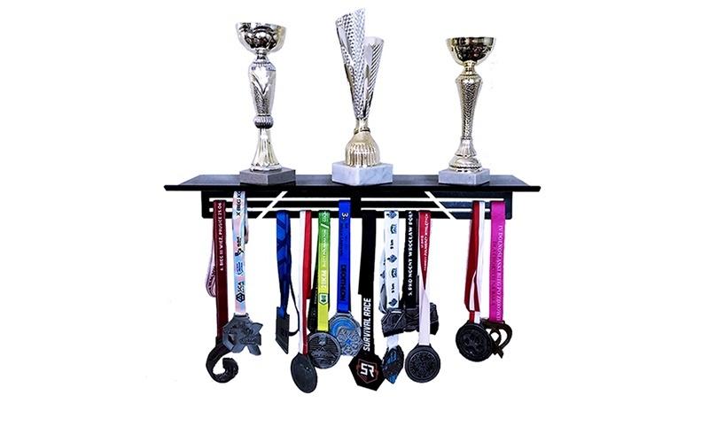 Półki na puchary i medale