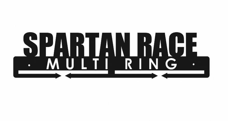 Wieszak Na Medale Multi Ring Spartan Race