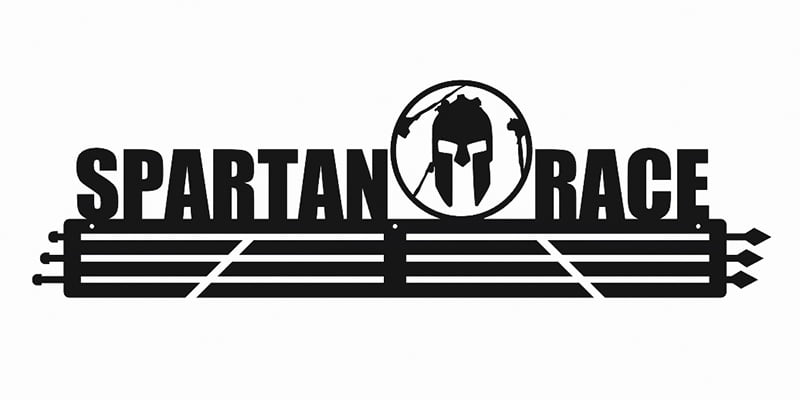 Wieszak Na Medale Spartan Race 60 Cm