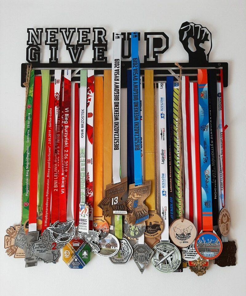 Wieszak na medale