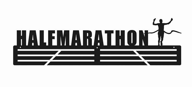 Wieszak na medale halfmarathon półmaraton