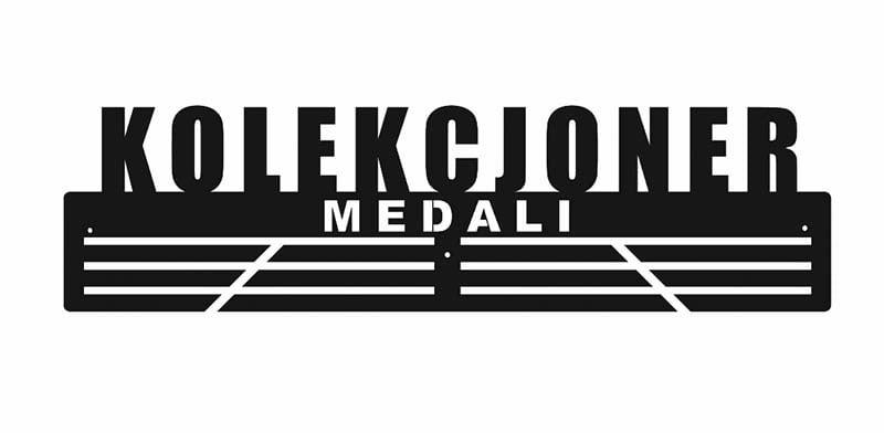wieszak na medale kolekcjoner medali