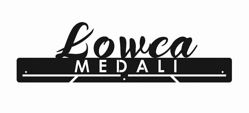 wieszak na medale łowca medali 40 cm