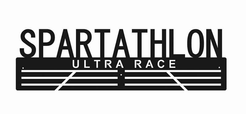 wieszak na medale spartathlon ultra race